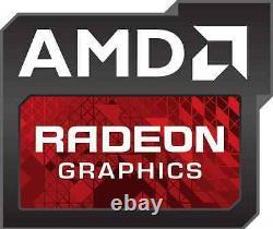 10-Core Gaming Computer Desktop PC 128GB SSD 16GB RAM R7 Graphics Custom Built