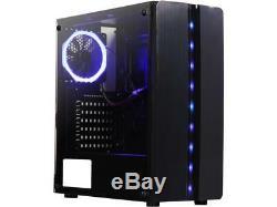 10-Core Gaming PC Desktop Computer Tower 500 GB Quad 8GB RAM AMD Radeon GRAPHICS