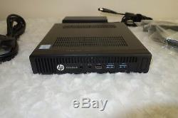 16GB RAM 256GB SSD HP Mini Desktop PC Computer Core i7 Quad Core