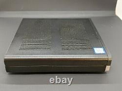 1 DAY SALE HP 800 G3 Mini PC Computer Desktop i7 16GB RAM 256GB SSD Warranty VAT