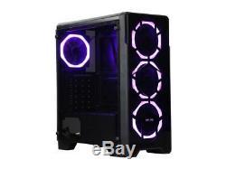 AMD Gaming PC Computer Custom Built Desktop 6 Core GTX 1050 16GB RAM 2TB HDD