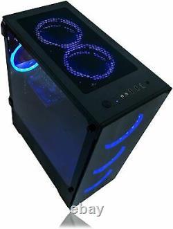 Alarco Gaming PC Desktop Computer Intel i5 3.10GHz, 8GB Ram, 1TB Hard Drive, Window