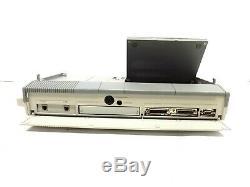 Amstrad PPC640 Vintage Portable Computer RAM Error