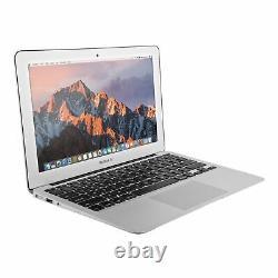 Apple MacBook Air Core i5 1.6GHz 8GB RAM 128GB SSD 13 MJVE2LL/A