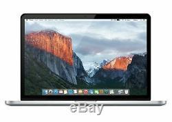 Apple MacBook Pro Retina Core i7 2.3GHz 16GB RAM 256GB SSD 15 MC975LL/A