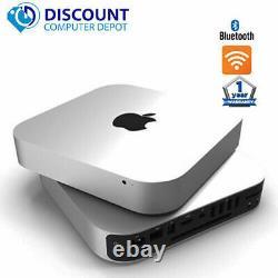 Apple Mac Mini Desktop Computer Core i5 8GB Ram 1TB HD HDMI Mac OS Mojave A1347
