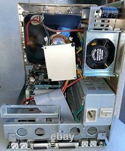 Apple Macintosh Mac SE Desktop Computer M5011 1MB Keyboard Mouse 1MB RAM 800K