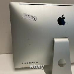 Apple iMac 27inch Computer A1312 MB952LL/A 3.06 GHz Core 2 Duo 4GB RAM 1TB HDD