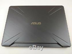 Asus TUF Gaming FX505DT AMD Ryzen 5 3550H 8GB RAM 256GB SSD 15.6 FHD 120Hz