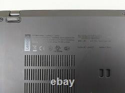 BROKEN HINGE Lenovo X1 Carbon 6th Gen i7-8650U 16GB RAM 512GB SSD 14 QHD W10P