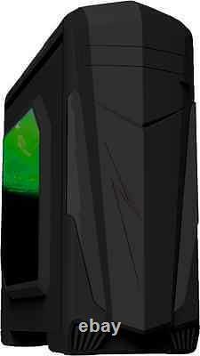 COMPUTER TOWER DESKTOP INTEL CORE 2 DUO E8400 @ 3.00GHz 4GB RAM WINDOW 10