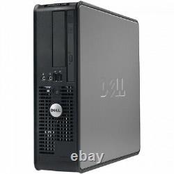 Cheap DELL/HP Dual Core/Core2Duo Computer &17Monitor 4GB RAM 80GB HDD Win-10
