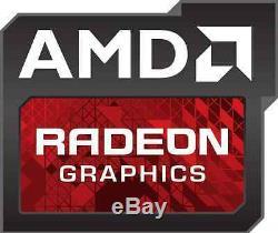 Custom Built Gaming PC AMD Ryzen 8GB RAM Desktop Computer System 240GB SSD DVD