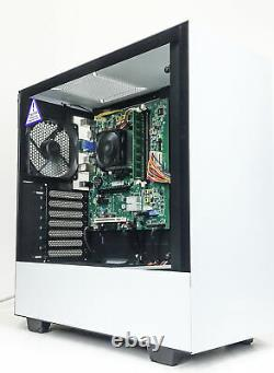 Custom Gaming PC Computer A6-5400K 3.6GHz 8GB RAM 256GB 2.5 SSD Radeon HD 7540D