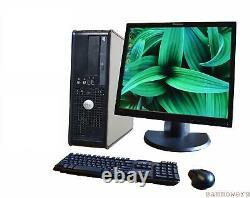 Dell All-In-One Desktop Computer withWindows 10 Dual Core 4GB Ram 17 LCD & WiFi