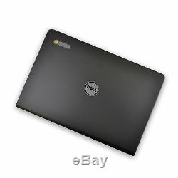 Dell Chromebook 11.6 Laptop Computer Intel Dual Core 2GB RAM 16GB SSD WiFi HDMI