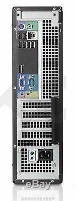 Dell Computer 390 Core i5-2400 SFF DESKTOP PC 3.10Ghz 8Gb Ram 1TB Windows 10 64