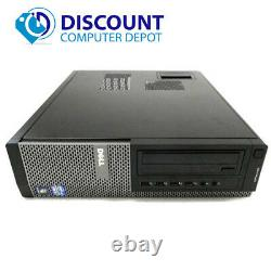 Dell Desktop Computer 980 Core i7 8GB RAM 1TB HD DVD Windows 10 PC