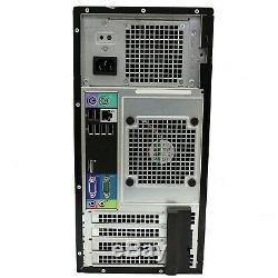 Dell Desktop Computer Quad Core i5 PC 3.1GHz 16GB RAM 2TB HD Windows 10 Pro HDMI