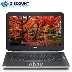 Dell Latitude 14.1 Laptop Computer Intel Core i5 4GB Ram 320GB Windows 10 Home