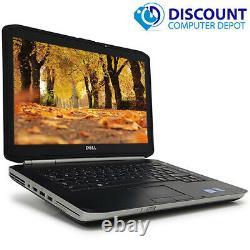 Dell Latitude 14 Laptop Computer Intel Core i5 4GB Ram 320GB Windows 10 Home