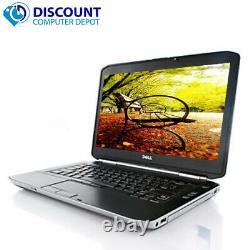 Dell Latitude 14 Laptop Computer Intel Core i5 8GB Ram 320GB Windows 10 WIFI