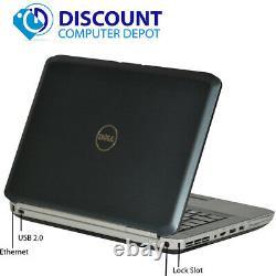 Dell Latitude 15.6 Laptop i3 Computer PC Windows 10 8GB Ram 500GB DVD HDMI WiFi