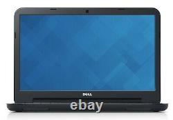 Dell Latitude 15.6 Notebook Laptop Computer Core i3 8GB Ram 250GB Windows 10