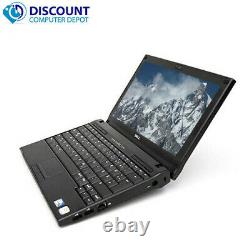 Dell Latitude 2100 10.1 Laptop Computer Atom 2GB Ram 80GB Windows 10 Home WiFi
