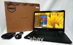 Dell Latitude E7470 14 QHD Touch Laptop Intel i7-6600U 16GB RAM 512GB SSD W10P
