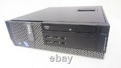 Dell OptiPlex 9010 SFF i7 3770 3.40GHz 240GB SSD 8GB RAM Win 10 Pro PC Computer
