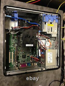 Dell Optiplex 780 Desktop computer Core 2 Duo 3.00GHz 4GB RAM 250GB windows WIFI