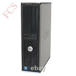 Dell Optiplex Dual Core 4GB RAM 160GB HDD Windows XP Desktop PC Computer