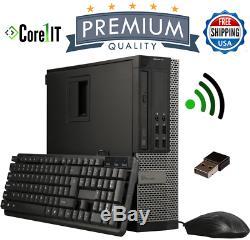 Dell Windows 10 Core i7 Quad Core 3.4Ghz Desktop PC Computer 16Gb RAM 2TB HDD
