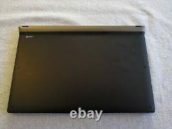 Dell XPS 12 9250 m5-6Y57 8GB RAM 256GB SSD 12.5 4K Glossy Touch WIN 10