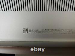 Dell XPS 15 9575 i7-8706G 16GB RAM 256GB SSD 15.6 4K UHD 2-in-1 Touch Win10P