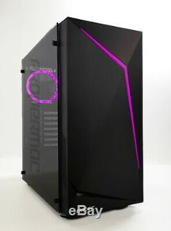 FAST GAMING PC COMPUTER Quad i5 16 Ram 480GB SSD 6GB GDDR6 GTX 1660Ti Windows 10