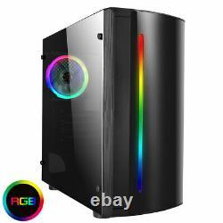 FAST Gaming Computer PC Intel Core i7 8GB RAM 240GB SSD Windows 10 2GB GT710