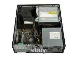 FAST HP Desktop Computer QUAD CORE i5 3.20GHz 8GB RAM 500GB HD Windows 10 Pro PC