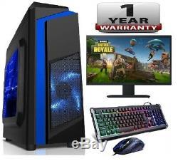 FAST Intel Core i5 Gaming PC Computer 8GB RAM 1TB HDD Windows 10 GT 710 2GB WiFi