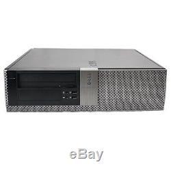 Fast Dell Desktop Computer 3.2GHz 16GB RAM 1TB HD Windows 10 Pro PC DVD WiFi