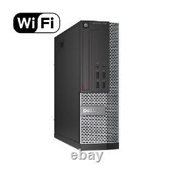 Fast Dell Optiplex 790 Computer Desktop Pc Customise Ram Hdd Processor Windows