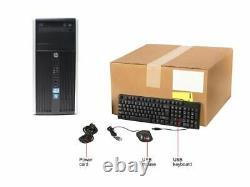 Fast Gaming Computer PC i7 240SSD 1TB HDD 16GB RAM Nvidia GTX 1050 Ti HDMI WiFi