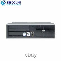 Fast HP Desktop Computer Intel 3.0GHz 8GB RAM 500GB HD PC Windows 10 WiFi DVD
