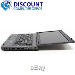 Fast HP ProBook Laptop Computer 13.3 PC Dual Core 4GB RAM 160GB Windows 10 Home