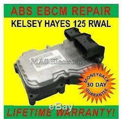 Fits Dodge Ram Pickup Abs / Ebcm Computer Module Repair Service 125 Rwal