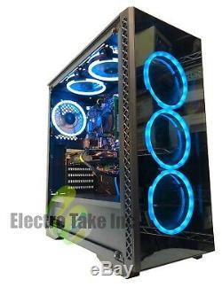 GAMING PC COMPUTER DESKTOP INTEL i7 Nvidia 1060 CUSTOM BUILT 16 RAM 2TB FAST