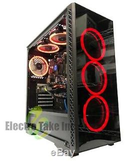 GAMING PC COMPUTER DESKTOP Intel Core i5 2 TB 240 SSD RX 570 4GB 16 GB RAM