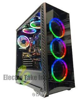 GAMING PC COMPUTER DESKTOP Intel Core i7 3 TB 240 SSD Nvidia 106016 GB RAM