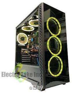 GAMING PC COMPUTER DESKTOP Intel Core i7 3 TB 250 SSD Nvidia 106016 GB RAM